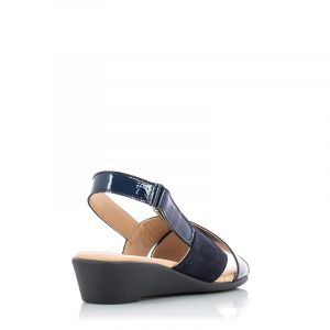 Дамски сандали RELAX ANATOMIC - 10174-blue/navy201