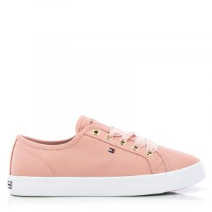 Дамски гуменки TOMMY HILFIGER - FW0FW04848TQS essential nautical sneaker Soothing Pink